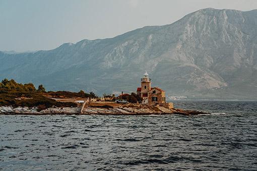 Dag 7: Milna - Trogir
